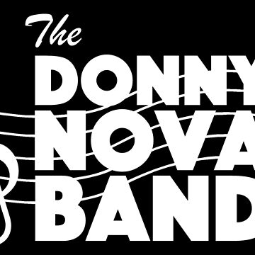 The Donny Nova Band by APOFphotography