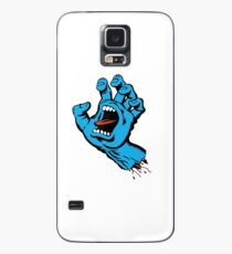 Aufkleber Santa Cruz Screaming Hand Hülle & Skin für Samsung Galaxy