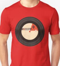 Vintage gramophone  record T-Shirt