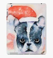 Santa Dog iPad Case/Skin