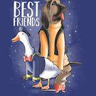 Best friends by trheewood