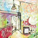 T's Living Room by John Douglas