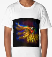 The Mad Macaw Long T-Shirt