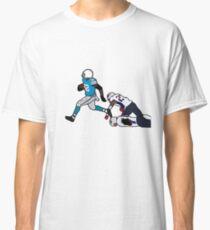 Camiseta clásica Juego 'Touch of Miracle in Miami' de Kenyan Drake contra los New England Patriots - Miami Dolphins