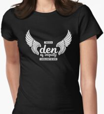 Den of inquity Women's Fitted T-Shirt
