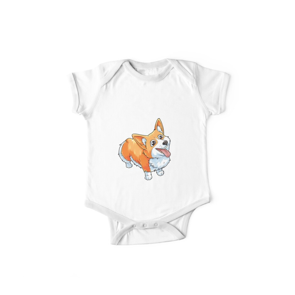 d3c02d26a8c Anatomy of a Corgi T-Shirt Funny Corgis Dog Puppy Shirt
