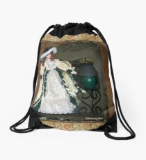 Antiques and Collectibles ~ Doll Drawstring Bag