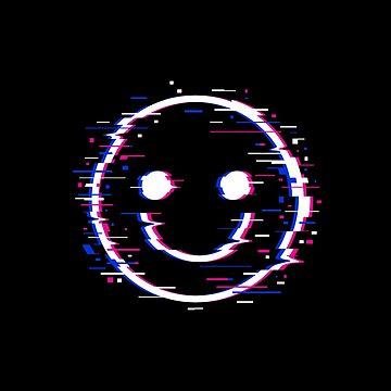 Glitch Face by Stevenmono