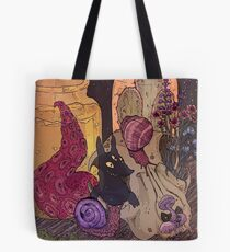 witches' shelf Tote Bag