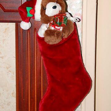 Christmas Stocking by AnnDixon