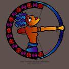 amazon - sappho lives! by carol weaver