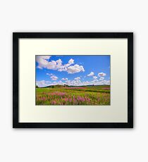 Mid-Summer Framed Print