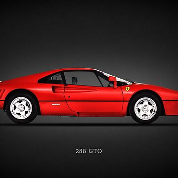 The 288 GTO by rogue-design