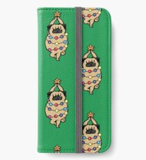 Pug Merry Christmas iPhone Wallet/Case/Skin