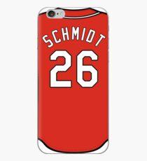 Daniel Schmidt Jersey iPhone Case