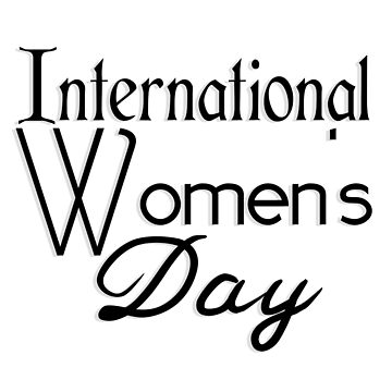 International Womans Day by FTML