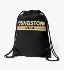 Youngstown Ohio Drawstring Bag