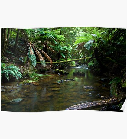 Hopetoun Creek Poster