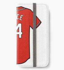 Benn Grice Jersey iPhone Wallet/Case/Skin