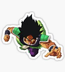 Broly Sticker