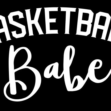 Baskeball Babe by jazzydevil