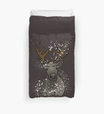 Dimitri the Reindeer Duvet Cover
