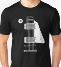 Les Paul FrontView Unisex T-Shirt
