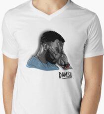Damso V-Neck T-Shirt