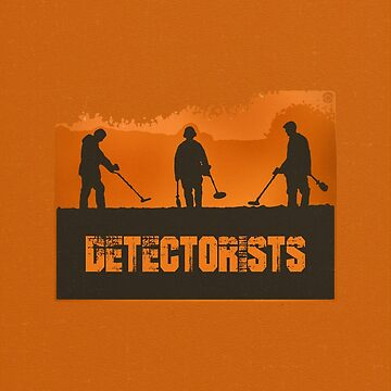Detectorists at Dusk by Eye Voodoo by eyevoodoo