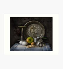 What's Cooking? Art Print