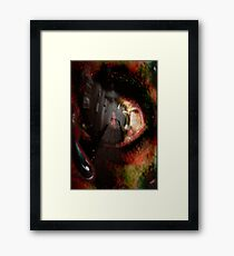 Hotel California - Collab with Jacqui (vampvamp) Framed Print