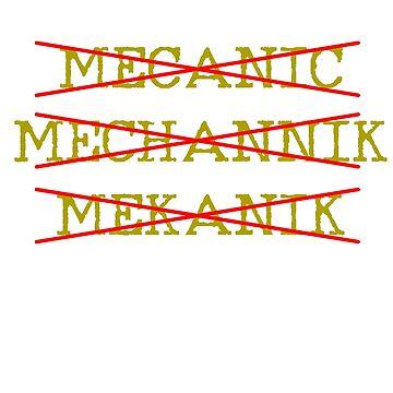 car Mechanic by 4tomic