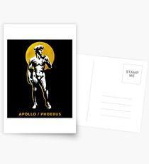 Apollo / Phoebus Postkarten