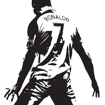 Cristiano Ronaldo de bassdesign