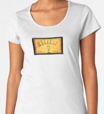 Old-School Audiophile Women's Premium T-Shirt