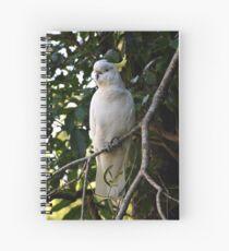Sulphur Spiral Notebook