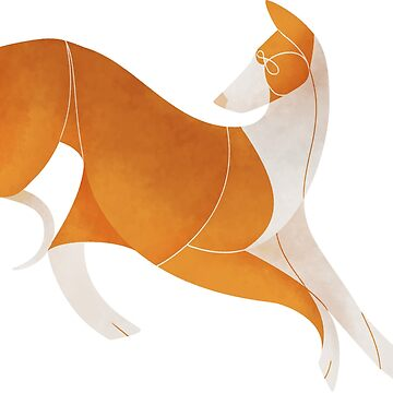 Year of the Dog - Ibizan Hound by Kelgrid