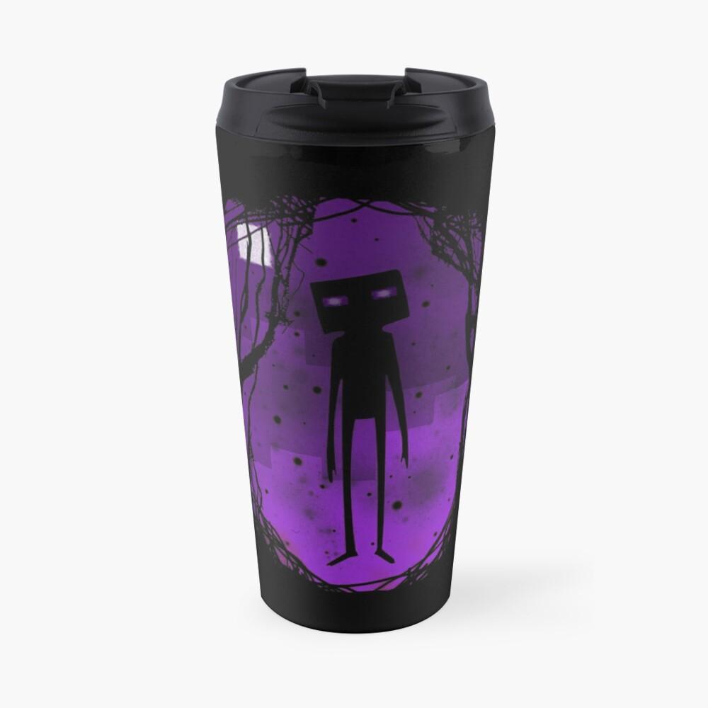Enderman Travel Mug