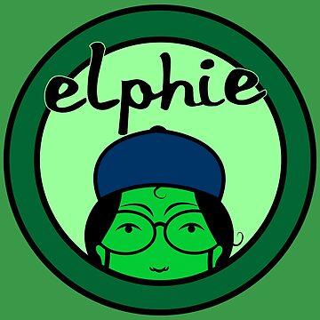 Elphie by spazzynewton