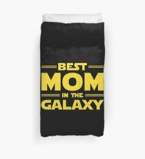 Beste Mutter in der Galaxie Bettbezug
