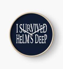 I Survived... Clock