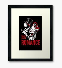 True Romance Framed Print