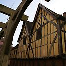 Merchant Adventurers Hall, Piccadilly, York by BronReid