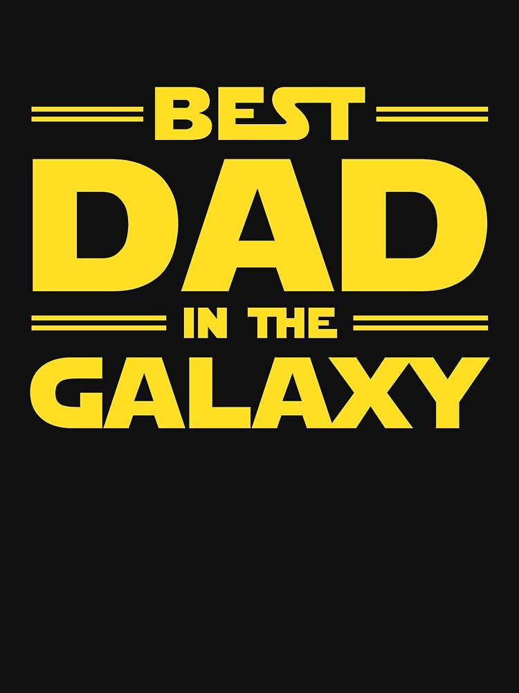 Best Dad in The Galaxy by redscarf