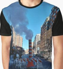 New York City, Manhattan, New York, downtown, #NewYorkCity, #Manhattan, #NeeYork, #downtown,  Graphic T-Shirt