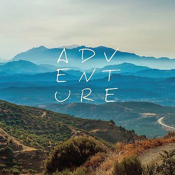 Adventure Mountain by eldram