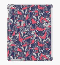butterfly strawberry pink iPad Case/Skin