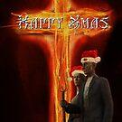 Happy Xmas by GothCardz