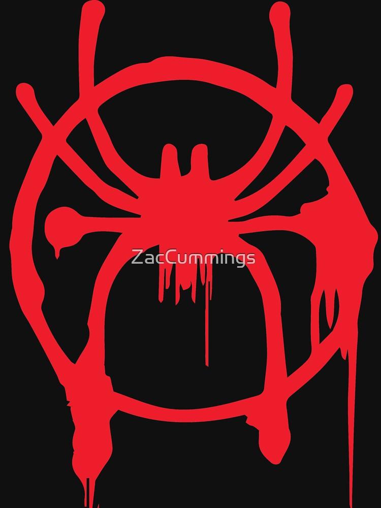 La araña de Miles de ZacCummings