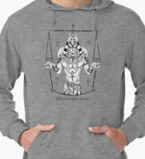 What weight more ? Lightweight Hoodie